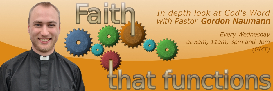 Faith That Functions
